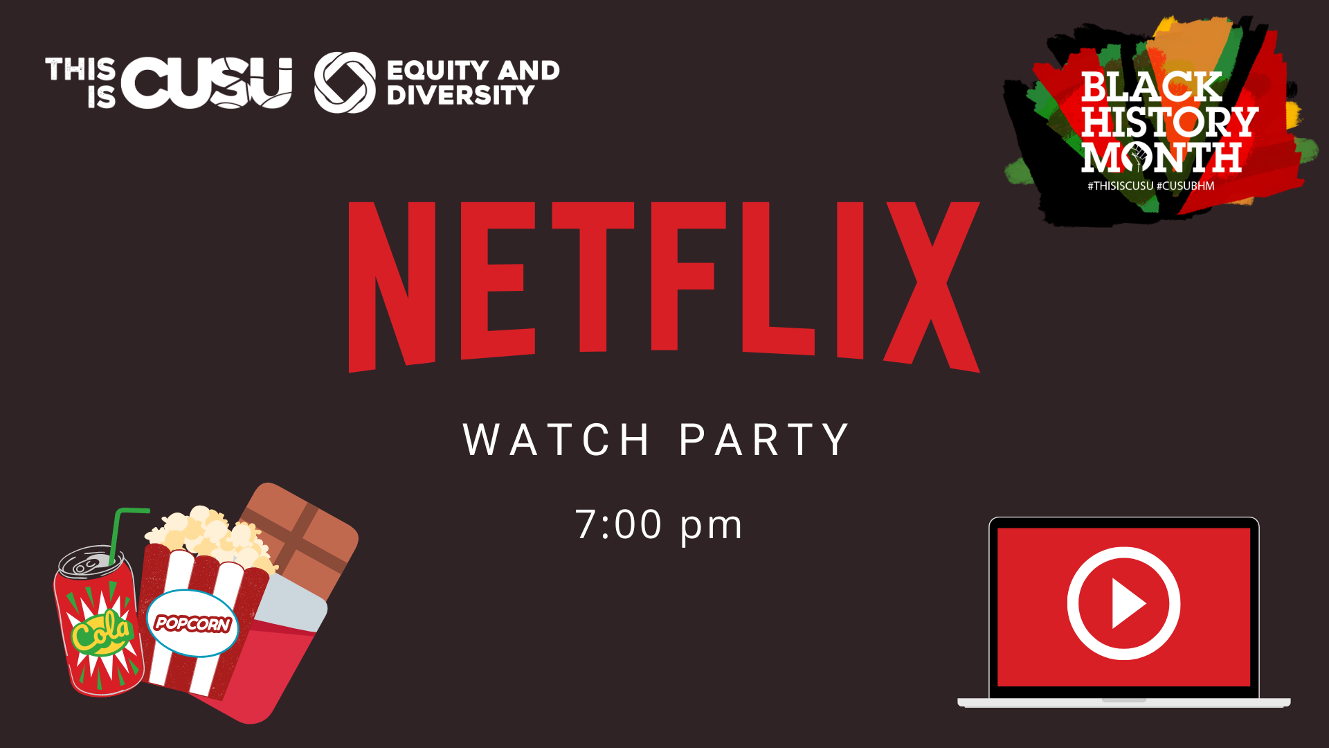 Weekly Watch Party